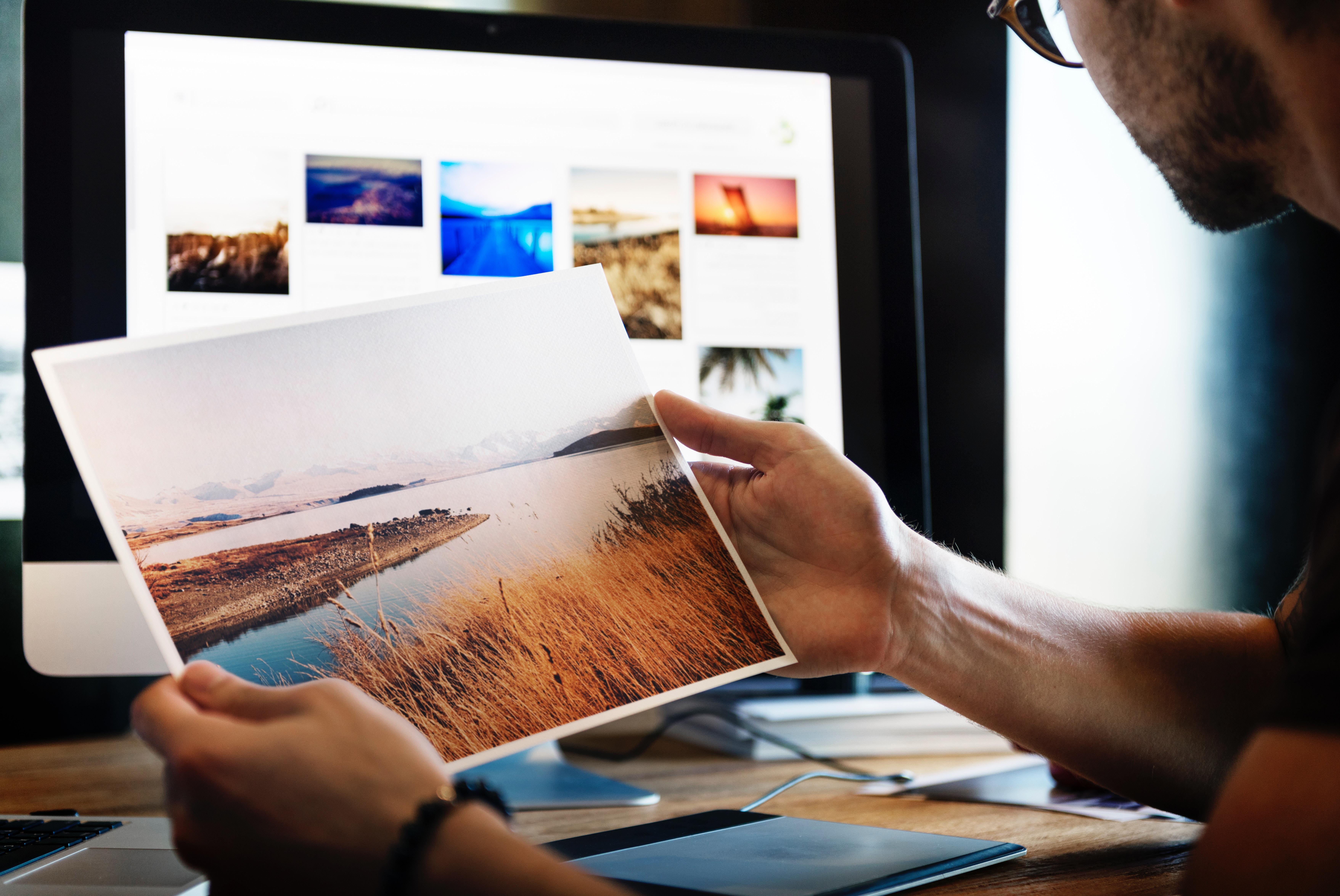 Cómo hacer un documento para imprimir online