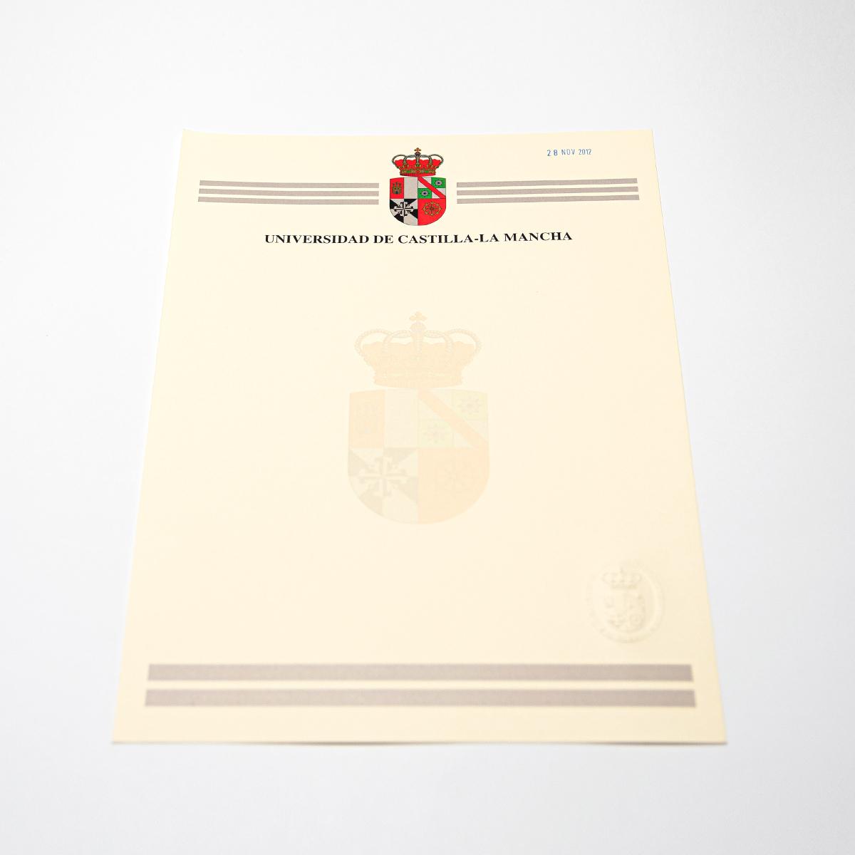 carta A4 tinta prestigio